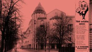 Uusi ylioppilastalo 1920
