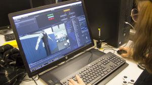 Salakapakka-pelin työstämistä Unity-pelimoottorilla