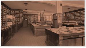 Akateeminen kirjakauppa 1921.