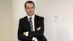 Aki Haaro, vd och ombudsman på Nuorisosäätiö