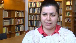 Porträttbild av Ana Radojević.