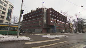Nordeas huvudkontor i Helsingfors.