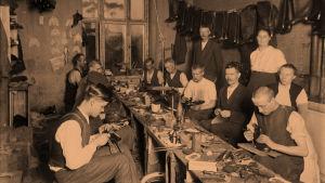 Suutareita 1910-1920