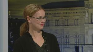 Susanna Pettersson, blivande överintendent på Nationalmuseum i Stockholm