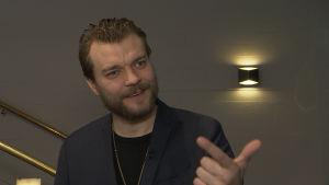 Skådespelaren Johan Philip Asbaek