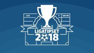 Logotyp för Svenska Yle Sportens tävling Ligatipset.