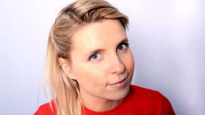 Sosiaalipsykologian tohtori, sosiaalista mediaa tutkinut Suvi Uski