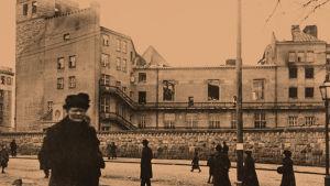 Helsingin Työväentalo 14.4.1918