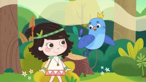 Emmi ja Kuru -animaatiosarja