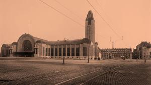 Helsingin rautatieaseman 1914-1919