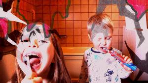 Bild ur dokumentären En arg mors bekännelser