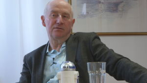 Per H Börjesson, vd för Investment AB Spiltan i Stockholm