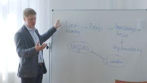 Björn Hagströmer, docent i finansiell ekonomi vid Stockholms universitet