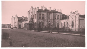 Pietarin Suomen asema 1800-luvun lopulla.