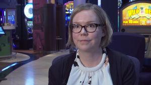 Tutkija Maria Heiskanen, Peliklinikka.