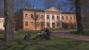 Domvillan i Åbo.
