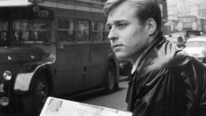 Kuvassa Pertti Salolainen Lontoossa vuonna 1967.