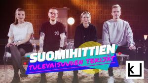Suomihittien tulevaisuuden tekijät