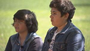 Shahin och Shayan Amjadyan
