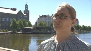 Verksamhetsledaren för Finlands svenska socialdemokrater Hildur Boldt