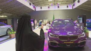 Bilmässa i Saudiarabien