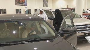 Bilbutik i Saudiarabien