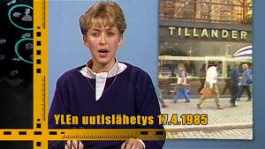 Uutistenlukija ohjelmassa Rikostarinoita Suomesta, osa Virolaisryöstäjät Raivo ja Aleks