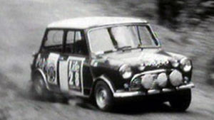 Morris Mini Suurajoissa