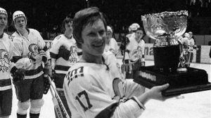 Helsingin Jokerit voitti ensimmäisen Suomen mestaruutensa 1973.