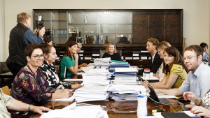 Social- och hälsovårdsutskottet samlades efter sommarpausen.