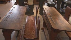 Skolpulpet från 30-talet
