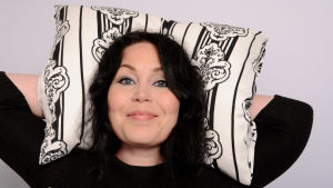 Ylen toimittaja Maria Jyrkäs