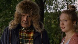 Heikki Kinnunen ja Satu Tuuli Karhu.