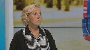 Lisbeth Hemgård, verksamhetsledare vid FDUV.