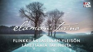 Otsikkokuva, jossa lukee elämäni tarina Flinkkilä & Tastulan yleisöltä.