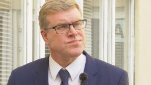 Vd Pasi Nieminen på Automobilförbundet