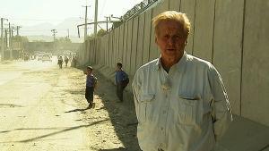 Rauli Virtanen Kabulissa