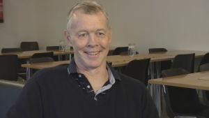 Anders Lundström, pappa och tränare till Annika Lundström.