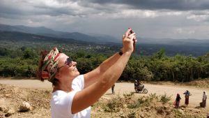 Arja Koriseva Etiopiassa