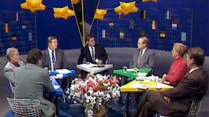 EU-väittely vuonna 1994.