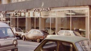 Postipankki Helsingin Annankadulla