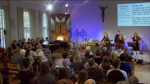 Petrusmässa i Petrus församling