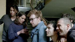 Elokuvakouluun pyrkijät jännittävät tuloksia dokumentissa Pääsykokeet - unelmana elokuva (Le Concours)