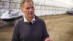 Roger Larsson i Östersundom.