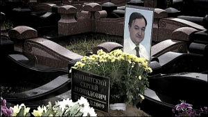 Sergei Magnitskin hauta