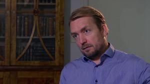 Professorn i psykiatri, överläkare Jesper Ekelund