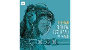 Teeman syksyn 2018 elokuvafestivaalin juliste
