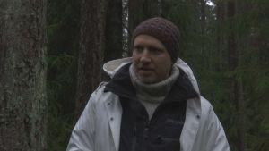 Panu Kunttu, skogsexpert, WWF
