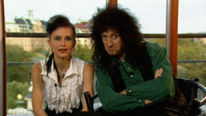 Heli Nevakare haastattelee Brian Mayta 1992.