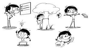 Kiertotaloudessa voi toimia monin eri tavoin fiksusti.